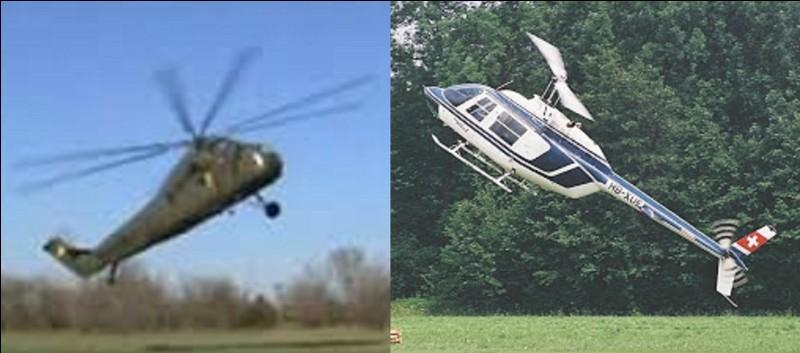 Lettre « H » comme « Hélicoptère » !Vous avez de la chance, pour votre anniversaire, on vous a offert un baptême de l'air en hélicoptère ! Mais, ce n'était pas votre jour, l'hélicoptère a des problèmes de motorisation !Que se passe-t-il ?