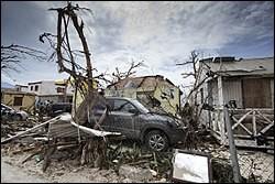Quel est le dernier ouragan récent qui a été le plus dévastateur ? (Décembre 2017)