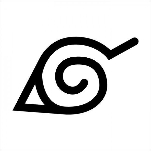 À quel anime appartient ce symbole ?