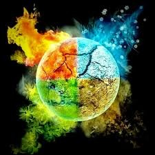 Parmi les quatre éléments, quel est ton élément ?