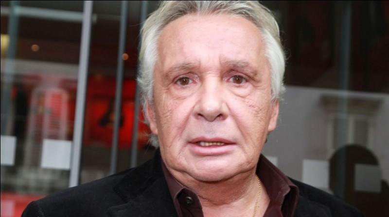 Quel est l'album hommage à Michel Sardou ?