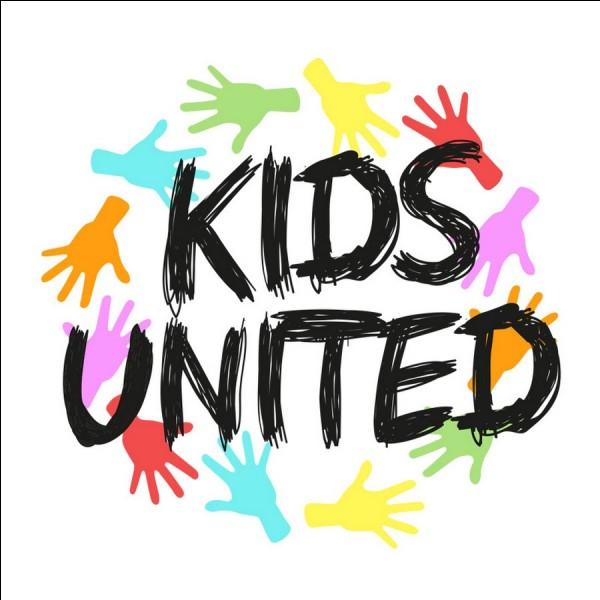 Quelle est la dernière date des Kids United (tous ensemble) ?