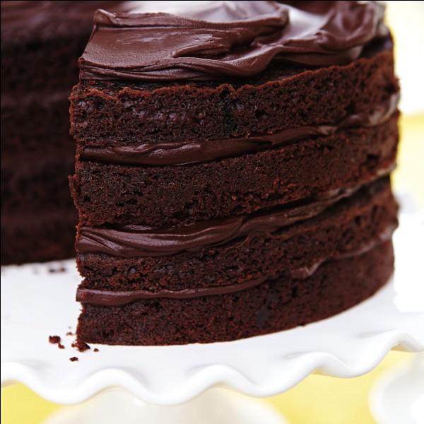 Tu ___ mettre un ___ de chocolat dans le gâteau.
