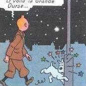 Détail album Tintin