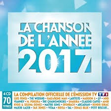 Chansons francophones de l'année 2017