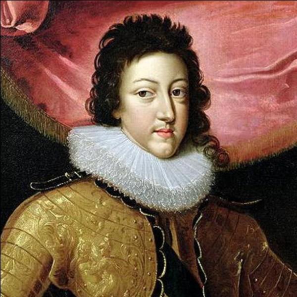 Quel roi a régné de 1610 à 1643 ?