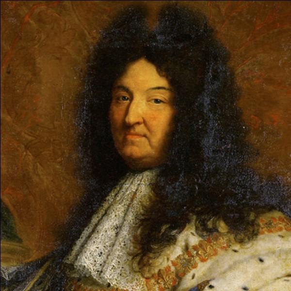 Qui a régné de 1643 à 1715 ?