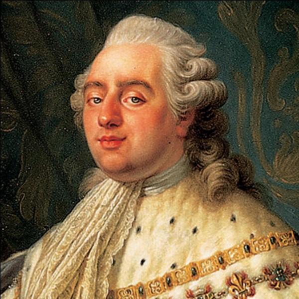 Qui a régné de 1774 à 1791 ?