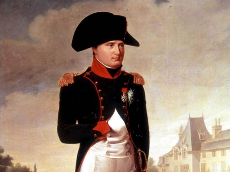 Qui a régné de 1804 à 1815 ?