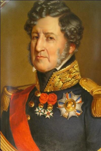 Quel roi a régné de 1830 à 1848 ?