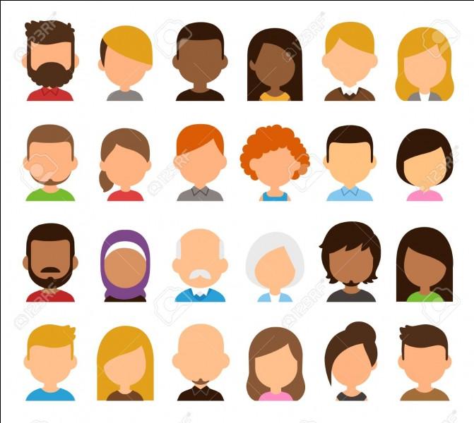 Quelle est ta couleur de peau ?