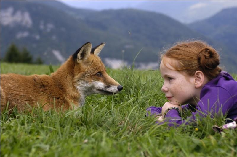 Dans ce film, une petite fille trouve un magnifique animal qui lui fait découvrir la nature.