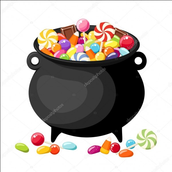À quoi font penser ces bonbons ?