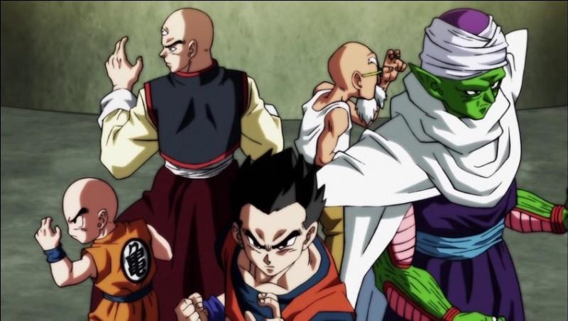 Qui est le premier combattant éliminé du tournoi ?