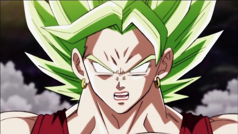 Par qui est battue Kale de l'univers 6 ?