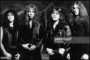 En quelle année a été créé le groupe Metallica ?