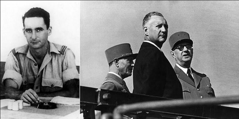 Un des premiers Français libres fut le futur ministre du général de Gaulle, Pierre Messmer. Il apprit l'existence de l'appel, probablement, le 20 juin 1940.Comment fit-il pour rejoindre la France libre ?