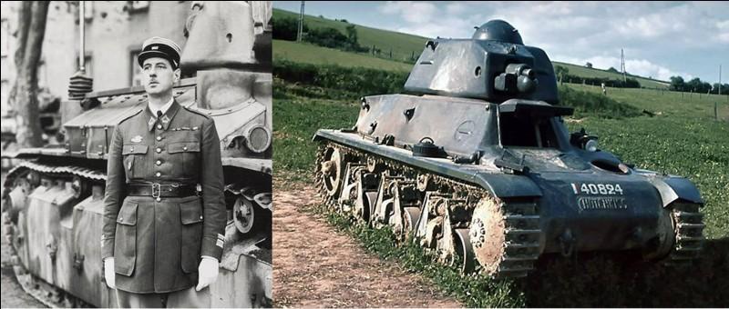 De Gaulle se fit connaître lors d'un combat qui, sans être une victoire française, sera (suivant ses dires, dans une lettre à sa femme) un « certain succès » personnel !Quelle est cette bataille ?