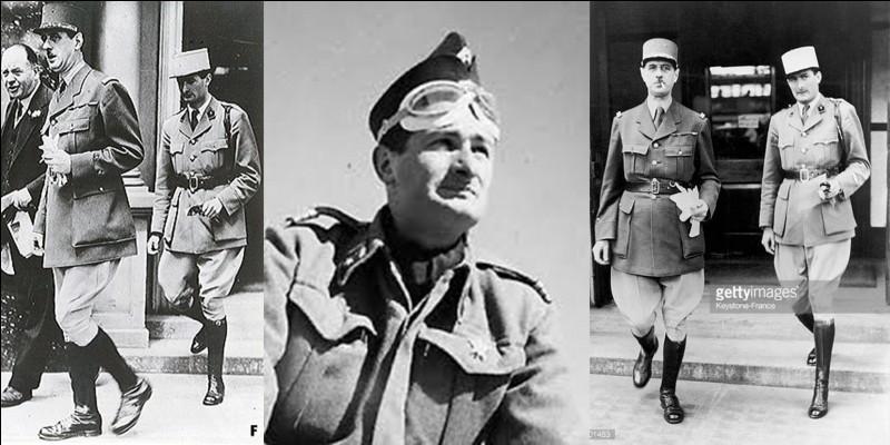 Bien sûr, le « Premier » des Français libres est son fondateur, le général de Gaulle ! On connaît le nom de la première personne qui a rejoint la « France libre ».Connaissez-vous son nom ?