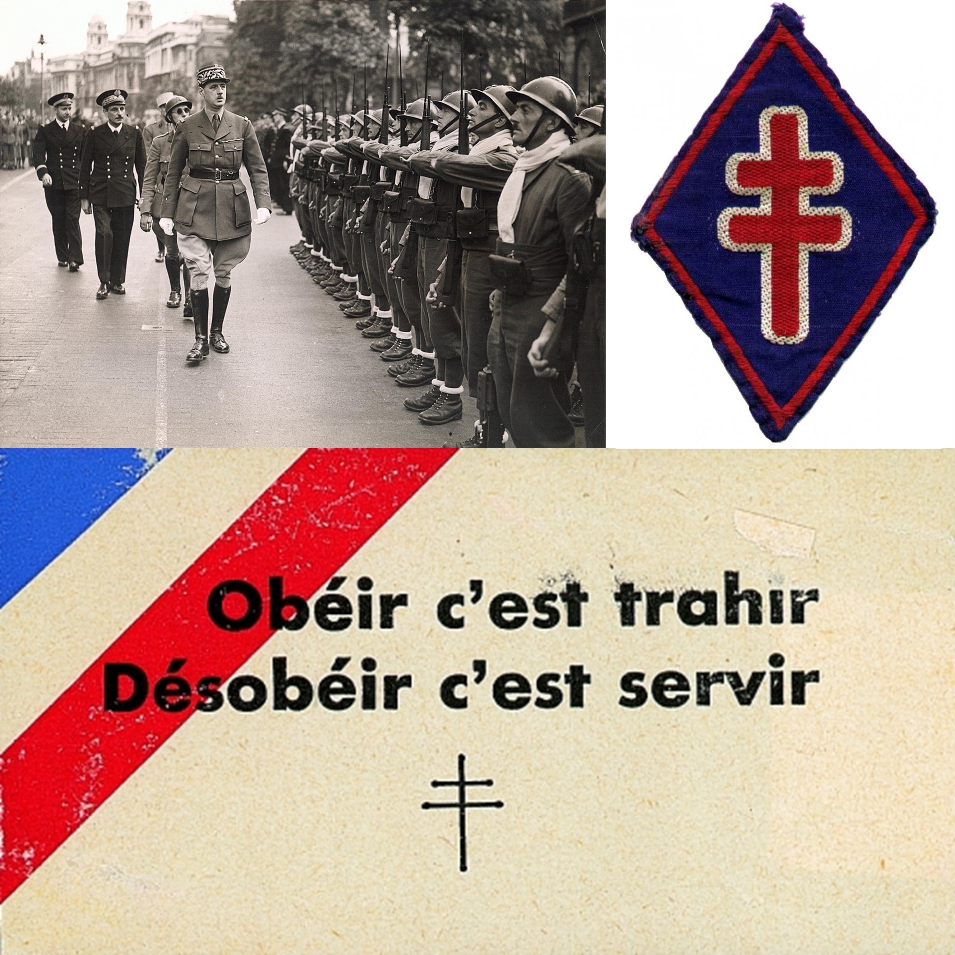 France libre et Français libres !