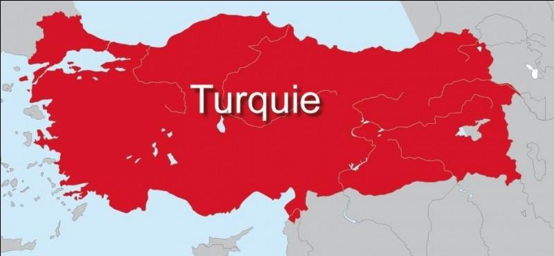 Quelle est capitale de la Turquie ?