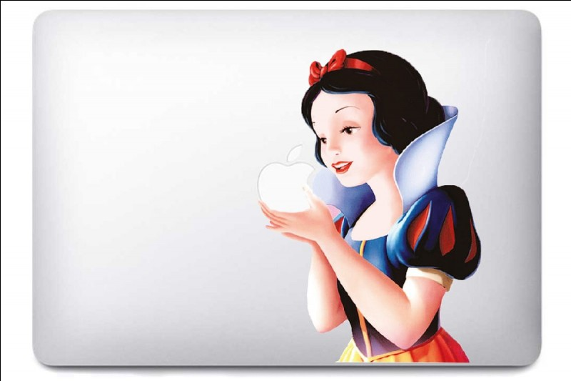 Quel fruit empoisonné Blanche-Neige mange-t-elle ?