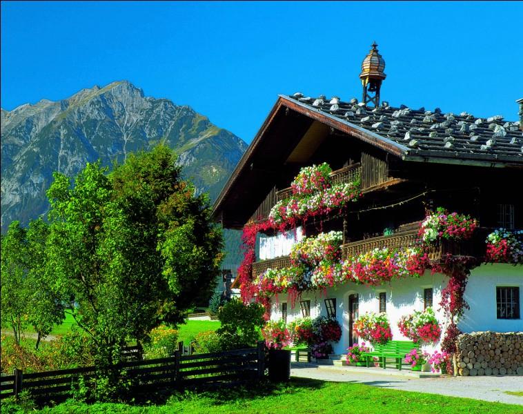 Sur quel continent se situe l'Autriche ?