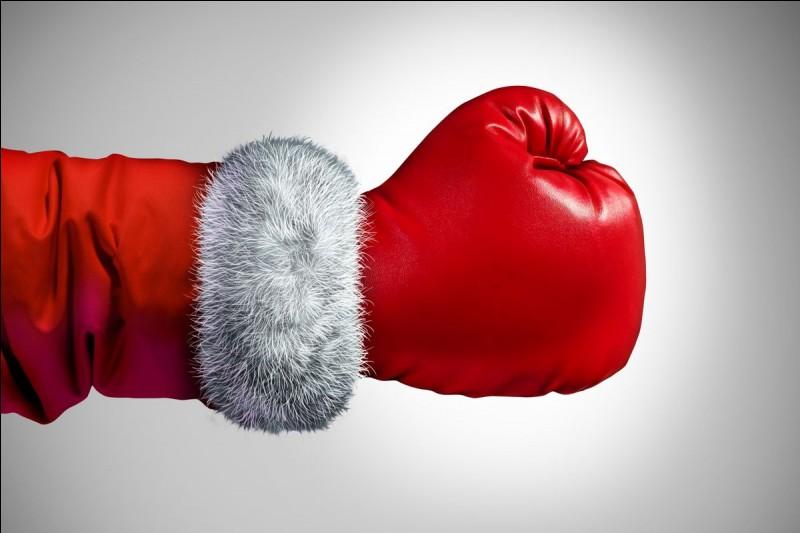 Quand est le boxing day ?