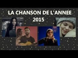 Chansons francophones de l'année 2015