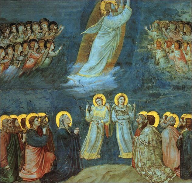 Quelle fête chrétienne est célébrée quarante jours après Pâques ?