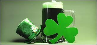 Depuis 1903, la Saint-Patrick est fériée en... (réponse en image)