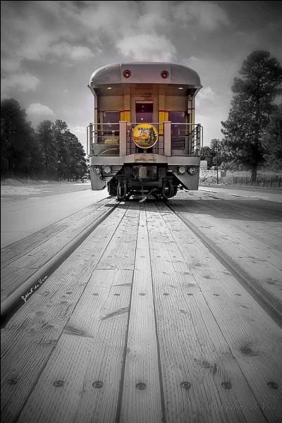 """Qui chantait """"J'ai attendu toujours certain de te revoir entre les trains, bientôt il va falloir en prendre un autre"""" ?"""