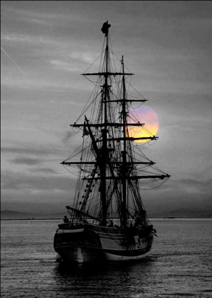"""Quant à eux, ils sont partis pour gagner, mais ils ne sont jamais rentrés, les rugissants du Pacifique...."""" d'après une chanson de :"""