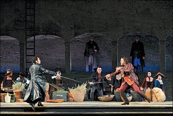 """Et, pour terminer, qui a composé l'opéra """"Roméo et Juliette"""" ?"""