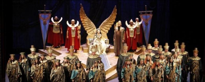 Qui a composé Nabucco ?