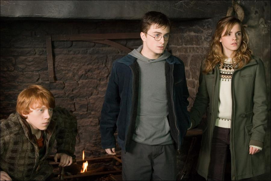 Pourquoi Harry et Ron sont-ils fâchés contre Hermione en troisième année ?