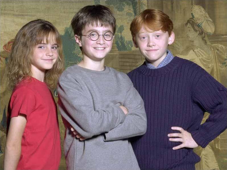 Harry Potter : Le trio
