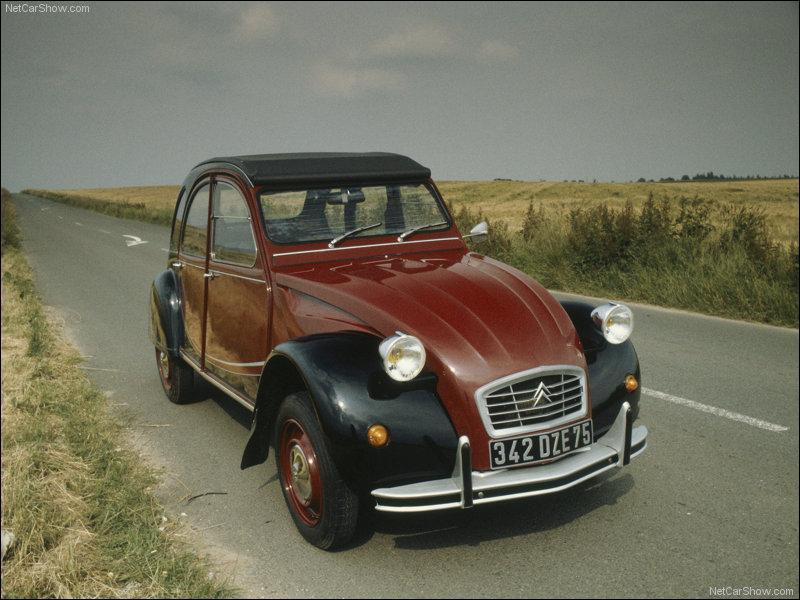 Quel est ce modèle de Citroën ?