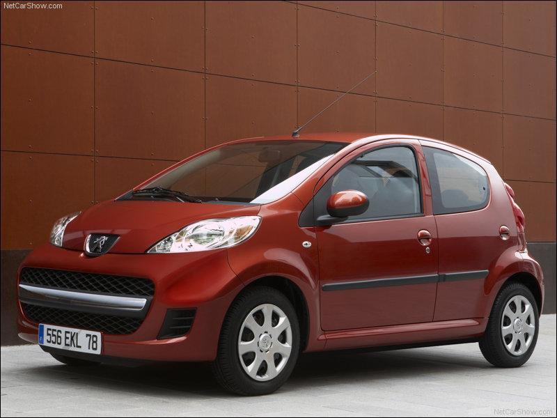 Quel est ce modèle de Peugeot ?