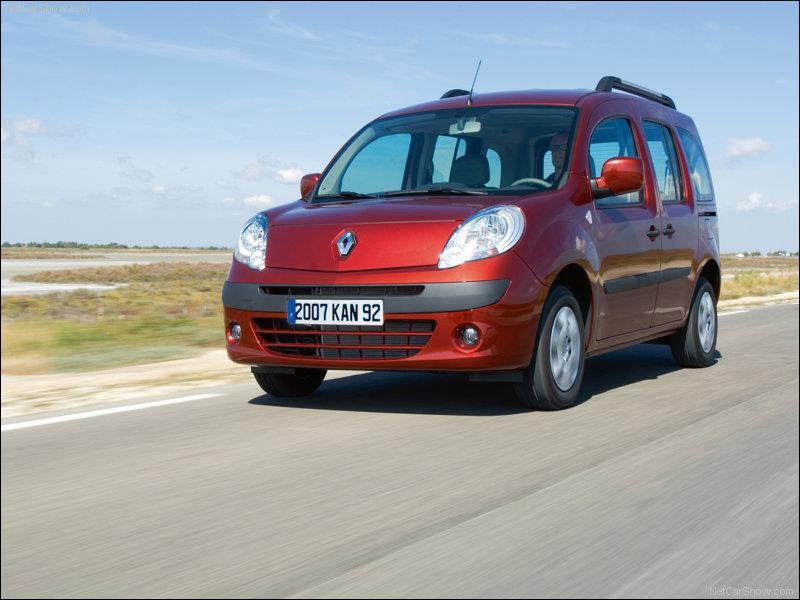 Quel est ce modèle de Renault ?
