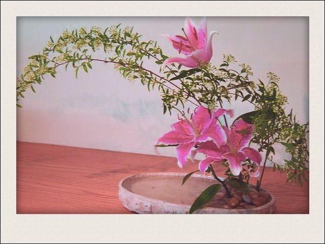 L'ikebana est un art floral. Mais de quel pays est-il la tradition ?
