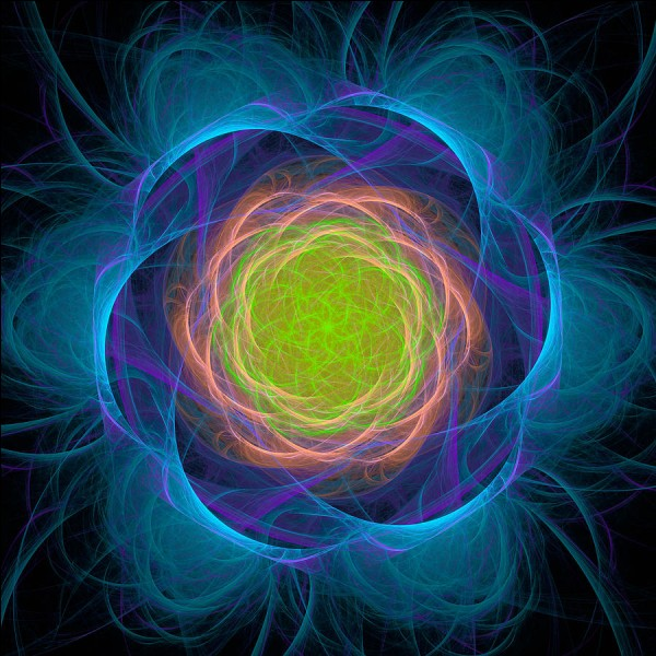 Un électron est une particule...