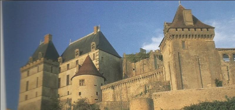 Un château du Sud-Ouest c'est ...