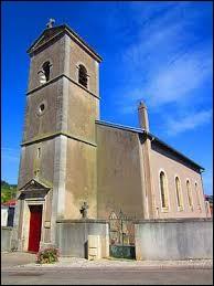Puzieux, village Mosellan, se situe dans l'ancienne région ...
