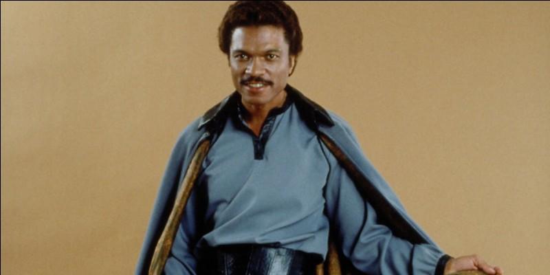 Pour qui travaille Lando Calrissian ?