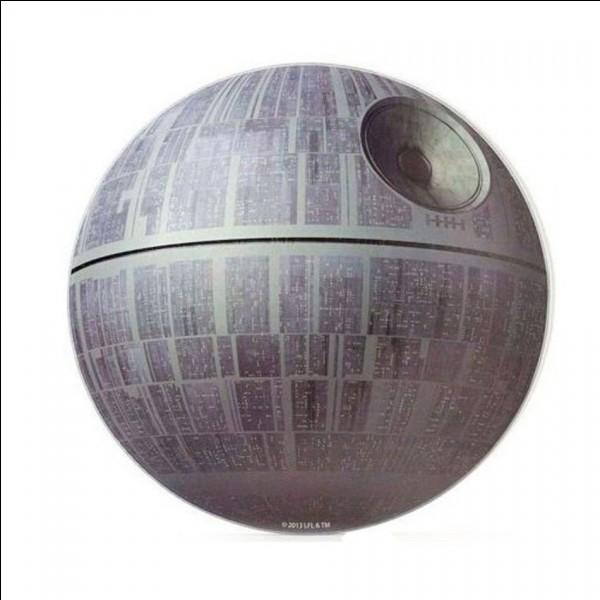Dans quelle cellule de l'Étoile noire se trouve Leia Organa ?