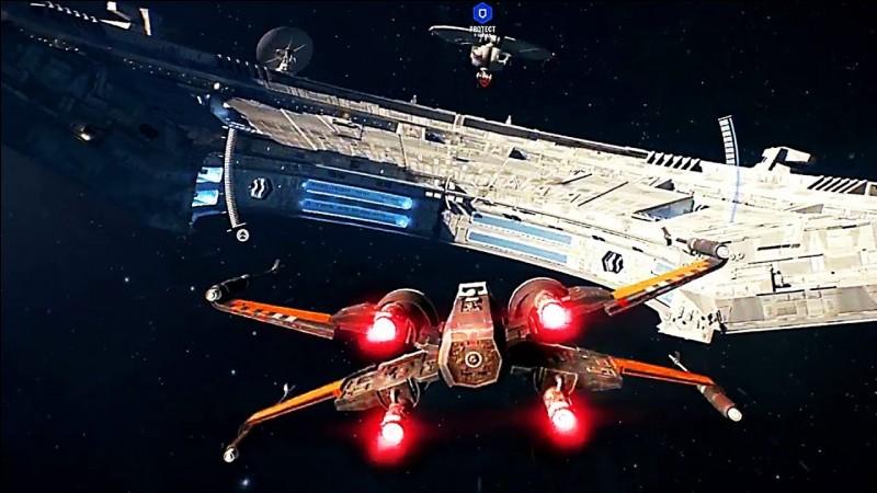 Avec quel vaisseau les rebelles se sont-ils introduits sur Endor?