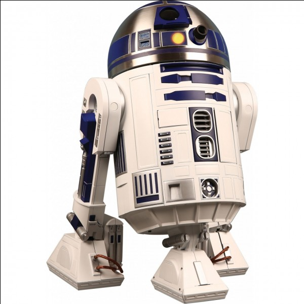 Qui incarne le personnage de R2-D2 ?
