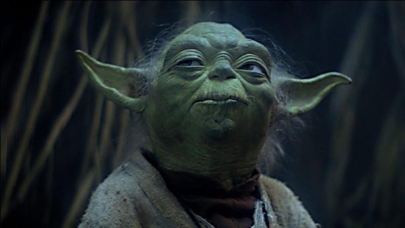 Quel est le prénom de Yoda ?