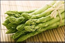 L'asperge est un légume...